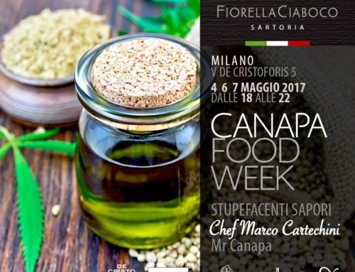 "CANAPA FOOD WEEK – SPECIALITÀ ""MADE IN MARCHE"" A MILANO"