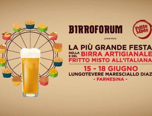 BIRROFORUM – IBEER AL FESTIVAL ROMANO DELLA BIRRA ARTIGIANALE
